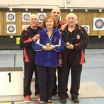 Concours salle d'Eragny les 13 et 14 Décembre 2014