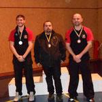 Concours FITA salle d'Ermont les 8 et 9 Février 2014