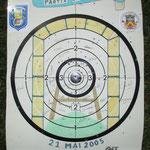 Carte Partie de Jardin 2005