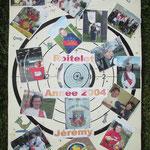 Carte Tir du Roy 2004
