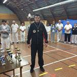 Concours salle d'Osny les 6 et 7 Décembre 2014
