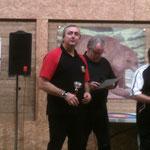 Concours salle de Saint-Brice-sous-Forêt les 24 et 25 Novembre 2012