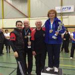 Concours salle d'Eragny les 25 et 26 Janvier 2014