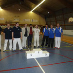 Concours Débutants Salle de Montigny-Lès-Cormeilles les 8 et 9 Mars 2014