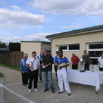 Concours FITA Fédéral de Viarmes les 16 et 17 Juin 2012