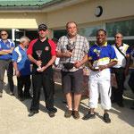 Concours FITA Fédéral de Viarmes les 15 et 16 Juin 2013
