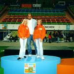 2001 Europameisterschaft Leichtathethik in München - Opening Show
