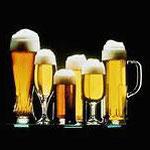Verschiedene Biersorten