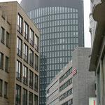 Ein Blick auf den RWE Tower