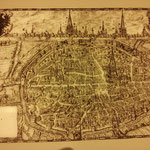 Ein mittelalterlicher Stadtplan von Detmar Mulher