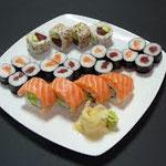 Beispiel Sushi