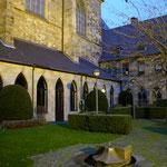 Innenhof der Propsteikirche
