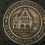 Das alte Dortmunder Rathaus