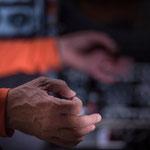 Andre Borschberg in meditation @Solar Impulse | Anna Pizzolante | Rezo.ch