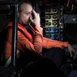 Andre Borschberg practicing Pranayama @Solar Impulse | Anna Pizzolante | Rezo.ch
