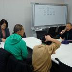 2012.3.12民主党石毛映子議員との話し合い