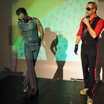 KINKY DISCO Intro - Dr Diva & Fexa - Fotografin: Miss Stefanja