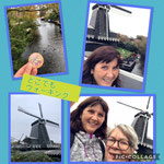 Photo Provider:J.B. ・Place:Haarlem, Noord-Holland, The Netherlands・comment:I walked day 1 in Haarlem with my friend Elles and my dog Yuki We will walk again tomorrow.
