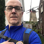 Photo Provider:AdB・Place:Schijndel, The Netherlands・comment: Walking 50 km with virtual company from a Sylwia, Norway.