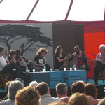 FESTIVAL DE CINÉMA DZ - AFRIQUE DU SUD - 2011 - Place du Festival