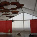 FESTIVAL DE CINÉMA DZ - CARAÏBES - 2010 - Montage Place du Festival