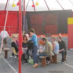 FESTIVAL DE CINÉMA DZ - CARAÏBES - 2010 - Place du Festival