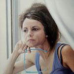 146 - Andreas Bianchi - Daniela - Olio su lino - 60 x 70