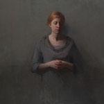 Daniela Astone - Je suis lá - Óleo sobre lino - 120x130