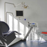 Behandlungszimmer Implantation