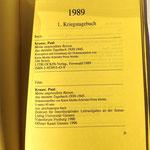 Petra Mettke, Karin Mettke-Schröder/Bibliographie first decade/Originalfassung/1999/Seite 9