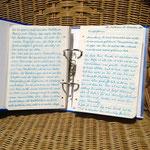 Petra Mettke/Gigabuch Michael 08/Originalordner/1994/Seiten 900-901