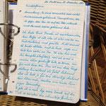 Petra Mettke/Gigabuch Michael 08/Originalordner/1994/Notat 345 auf Seite 901