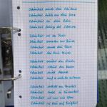 Petra Mettke/Gigabuch Winkelsstein 09/Original 2013/Poeta bella