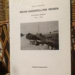 Paul Krause/Meine ungewollten Reisen/Buch von 1989/Einband