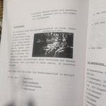 Paul Krause/Meine ungewollten Reisen/Buch von 1989/Eintrag 19.05.1943