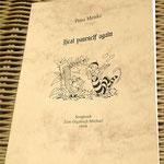 Petra Mettke/Heal Yourself Again/Songbook aus dem Gigabuch Michael/Druckheft von 2002/Einband