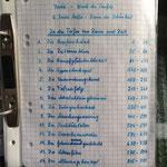 Petra Mettke/Gigabuch Winkelsstein 10/Original 2013/Inhaltsverzeichnis