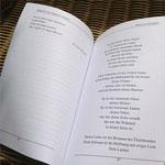 Petra Mettke/Heal Yourself Again/Songbook aus dem Gigabuch Michael/Druckheft von 2002/Seite 26-27