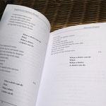 Petra Mettke/Heal Yourself Again/Songbook aus dem Gigabuch Michael/Druckheft von 2002/Seite 10