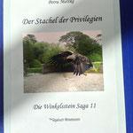 Petra Mettke/Gigabuch Winkelsstein 11/Der Stachel der Privilegien/Druckskript 2013/Ordner