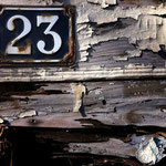 23, Rue du temps qui passe - 50X70