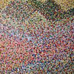 le champ quantique - 80x95 - 750€