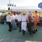 Die East Dance Company entführt die Gäste in den Wilden Westen ...