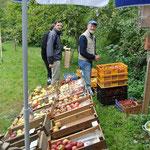 Jürgen und die Äpfel