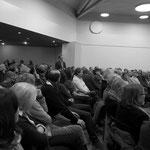 Zahlreiche Fragen aus dem Publikum