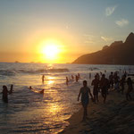 Ipanema's Sunset