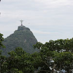 Corcovado from the back