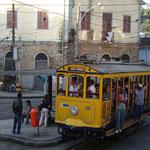 """Bonde"" of Santa Teresa, the oldest one still in circulation in South America"