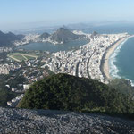 view from Dois Irmaoes Hill