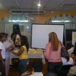 Charla mes Marzo 2013 - Semana  de la Endrometriosis Panamá